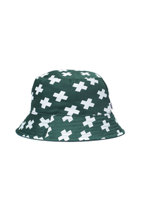 PROSTO KLASYK KAPELUSZ BUCKET HAT ADVENTURE SPRING GREEN
