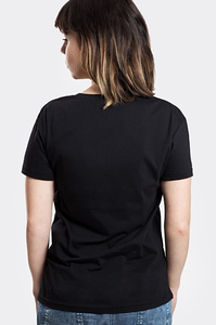 STOPROCENT T-SHIRT TDV TAG17 BLACL