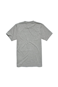 PROSTO P T-SHIRT SELFIE MEDIUM HEATHER GREY