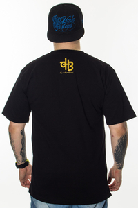DIIL T-SHIRT LAUR BLACK