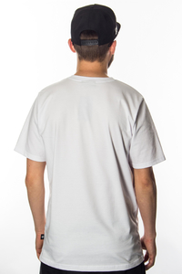 CHADA T-SHIRT GUNS WHITE