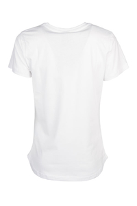 LADY DIIL T-SHIRT ROMI WHITE