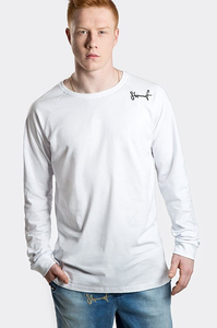STOPROCENT LONGSLEEVE LS BASE WHITE