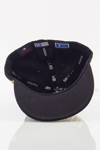 NEW ERA FULLCAP KING BLACK