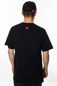 JWP T-SHIRT GLEAM BLACK