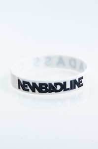 NEW BAD LINE OPASKA CLASSIC WHITE-BLACK