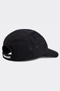 STOPROCENT CZAPKA 5PANEL TAG BLACK