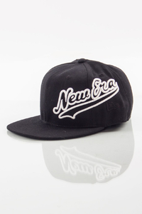 NEW ERA FULLCAP NEW ERA BLACK