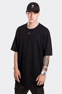 STOPROCENT T-SHIRT TM MIDDLE BLACK