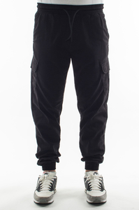 SMOKE STORY GROUP JOGGERY SLIM BOJÓWKI PREMIUM BLACK