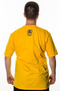 DIIL T-SHIRT LAUR YELLOW