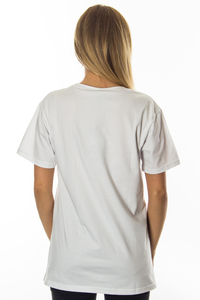 LADY DIIL T-SHIRT CLASSIC WHITE