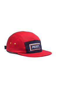 PROSTO FATCAP FRESH VISION RED