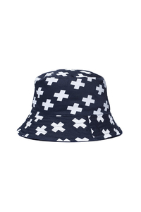 PROSTO KLASYK KAPELUSZ BUCKET HAT ADVENTURE NIGHT BLUE
