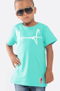 STOPROCENT KIDT T-SHIRT TAG16 MINT