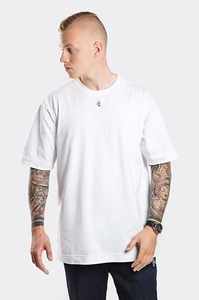 STOPROCENT T-SHIRT TM MIDDLE WHITE