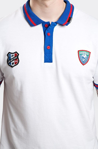 STOPROCENT POLO KADRA WHITE