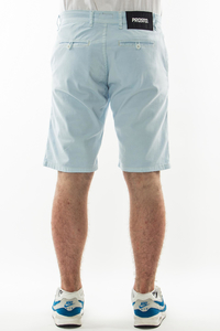 PROSTO SPODENKI CHINO SHORTS ACID MINT