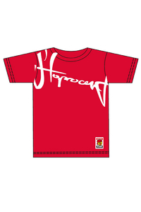 STOPROCENT KIDT T-SHIRT DOWNHILL RED