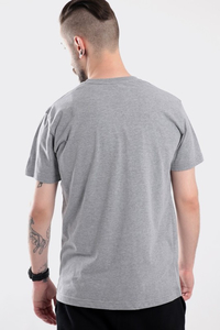 STOPROCENT T-SHIRT TMS SLIM BASE GREY