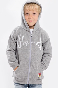 STOPROCENT BLUZA KIDB TAG16 GREY