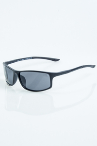 NEW BAD LINE OKULARY BIKER BLACK MAT RUBBER BLACK 1049