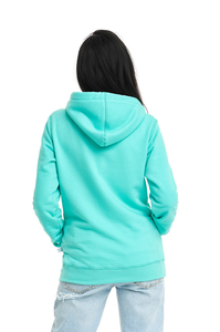 LUCKY DICE BLUZA CLASSIC HOODIE GIRL MINT