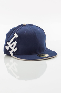 NEW ERA FULLCAP LA D.BLUE