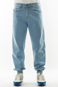 PROSTO SPODNIE JOGGER REGULAR LIGHT BLUE