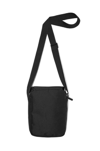 PROSTO KLASYK LISTONOSZKA MEN BAG PURSE BLACK