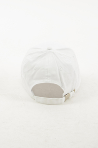 JWP CZAPKA 6PANEL SMALL LOGO WHITE