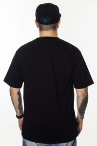 DIIL T-SHIRT OFF COLOR BLACK