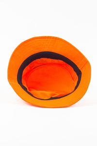 EL POLAKO KAPELUSZ BUCKETHAT LOGSON ORANGE