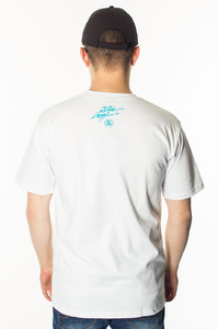 DIIL T-SHIRT AIR CITY WHITE