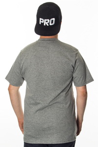 PROSTO T-SHIRT SLANT GREY