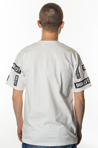 DIIL T-SHIRT ELEMENT'S WHITE