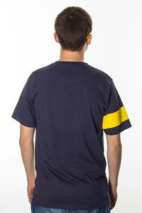 PROSTO T-SHIRT FRESH VISION NAVY