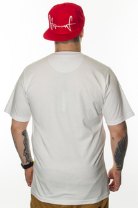 PROSTO T-SHIRT CUT ACID WHITE