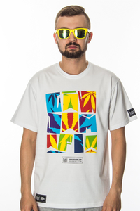 GANJA MAFIA T-SHIRT SUMMER WHITE