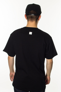 SMOKE STORY GROUP T-SHIRT CLASSIC OUTLINE BLACK