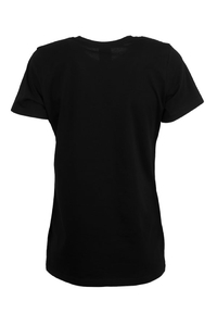 LADY DIIL T-SHIRT LD HARVARD BLACK