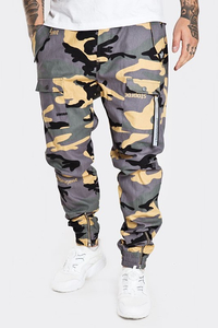 STOPROCENT SJ JOGGER SURVIVAL17 CAMO GREEN