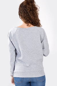 STOPROCENT BLUZA BD TAG GREY
