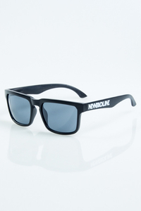 NEW BAD LINE OKULARY MODERN BLACK MAT BLACK 1057