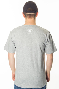 DIIL T-SHIRT LAUR GREY