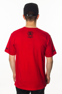 DIIL T-SHIRT NEXT OHB RED