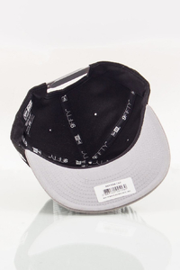 NEW ERA SNAPBACK BLACK-GREY