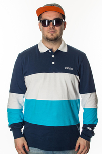 PROSTO KLASYK POLO LONG BARREL NAVY