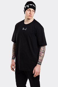 STOPROCENT T-SHIRT TM BAGGY BASE BLACK