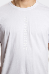 STOPROCENT T-SHIRT TMS JAIL LIGHT WHITE